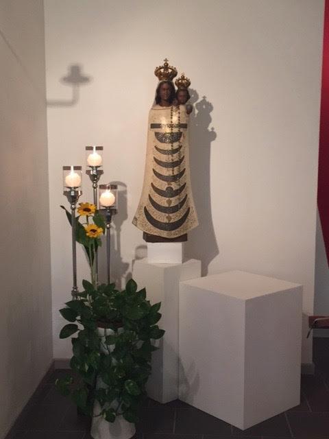 Particolare Statuta della Madonna di Loreto