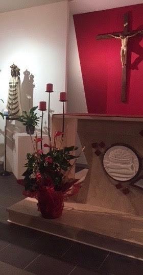 Particolare Altare e Madonna