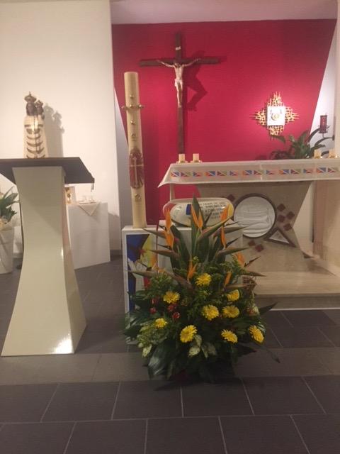 Ambone Pasqua 2018