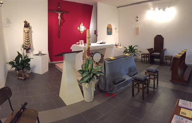 Addobbo Chiesa per XXV di Strafella