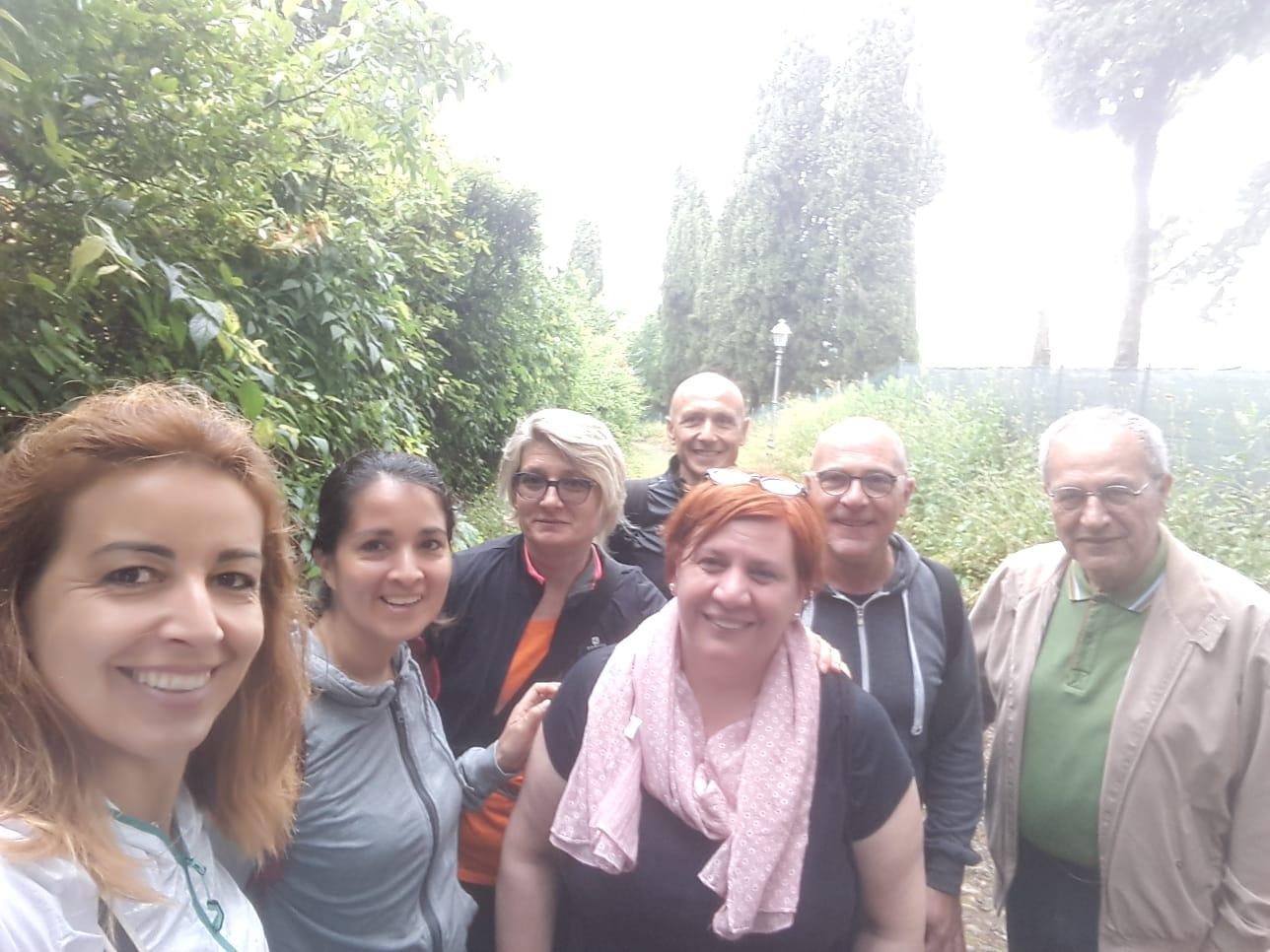 Camminata Pellegrinaggio al Santuario del Monte