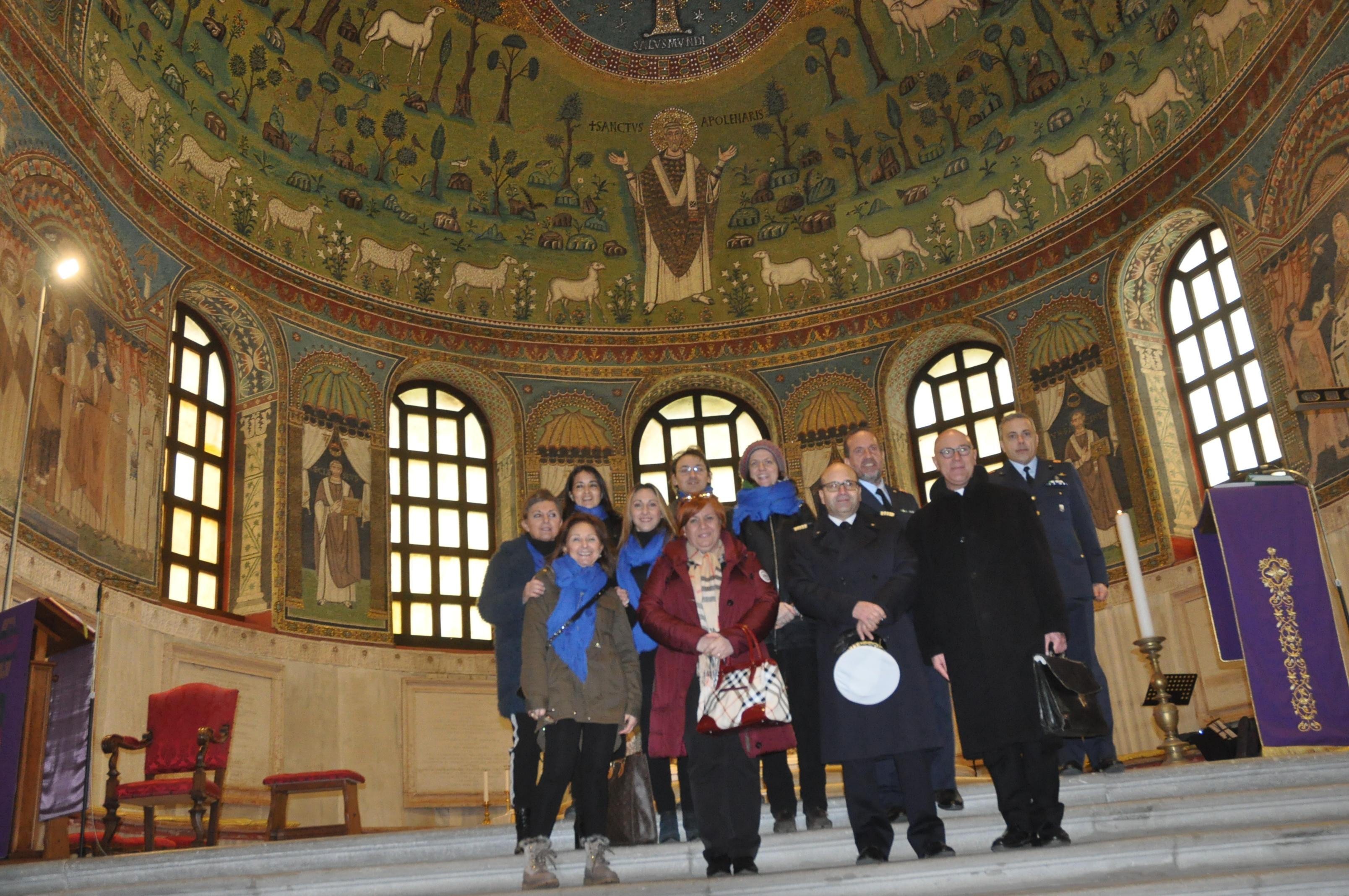 Coro Le Voci Blu Ravenna 2018