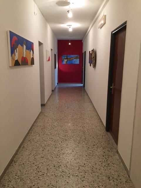 corridoio delle Arti