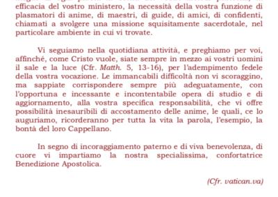Paolo VI ai Militari - 3