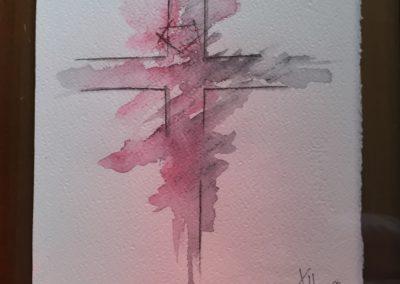 12° Stazione: La Morte in Croce