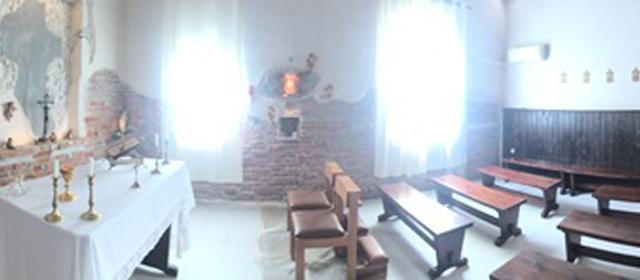 Poligono Interforze E.I. di Foce Reno in Casal Borsetti – Ravenna
